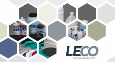 LECO Metallographic Consumables Supplies Catalog