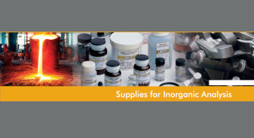 LECO Inorganic Consumables Supplies Catalog