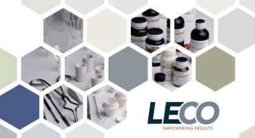 LECO Organic Consumables Supplies Catalog