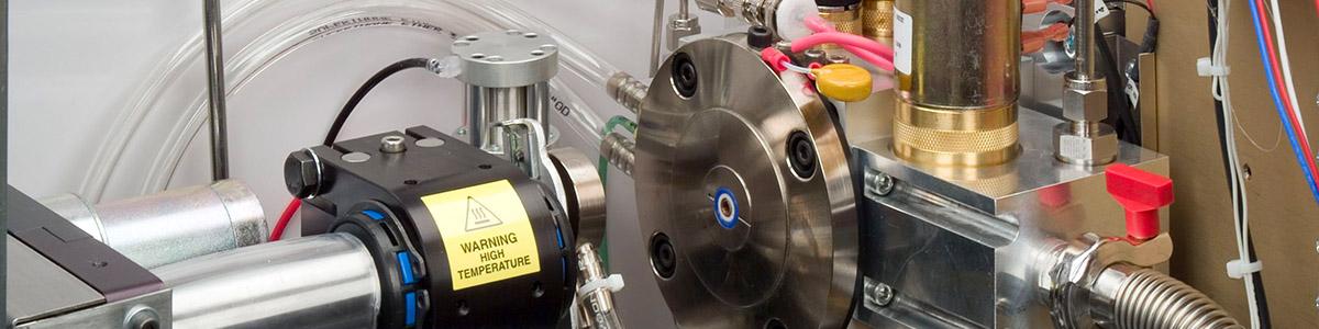 Espectrômetro de descarga luminescente GDS850 - LECO GDS850 - Instrumentos Analíticos Científicos GDS-Sort - Espectrômetro de emissão atômica com descarga luminescente -