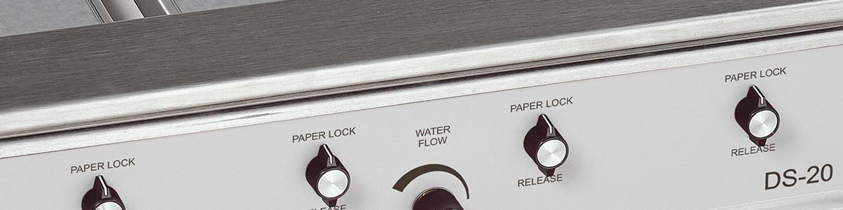 Lixadeira manual DS20 - LECO DS20 - Instrumentos Analíticos Científicos Grind-Man-Sort - Lixadora manual para polimento metalográfico -