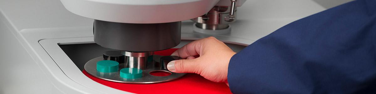 Lixadeira/politriz séries PX400/PX500 - LECO PX400/500 - Instrumentos Analíticos Científicos Grind-Auto-Sort - Advanced Automated Grinding and Polishing System -