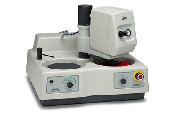 Lixadeira/politriz SS1000 - LECO SS1000 - Instrumentos Analíticos Científicos Grind-Auto-Sort - Lixadeira e politriz dupla para baixo e médio volume -
