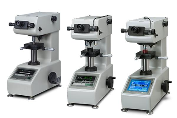 Durômetro de microindentação série LM - Série LECO LM - Instrumentos Analíticos Científicos Hard-AMH-Sort - Sistema Econômico de Microindentação -