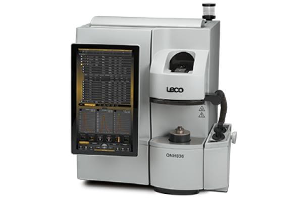 Analizador elemental serie 836 - Serie LECO 836 - Instrumentos analíticos y científicos ONHSort - Determinar el oxígeno, el hidrógeno y el nitrógeno en muestras inorgánicas - Nitrógeno, hidrógeno y oxígeno, NHO