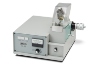VC50 Diamond Saw. Precision Sectioning with Diamond-tipped Blade Analytical Instruments. Sectioning: For metallographic sample preparation that is fast and deformation-free, select a LECO metallography sectioning saw for a clean and precise cut. Empower Results with LECO Scientific Analysis Instruments