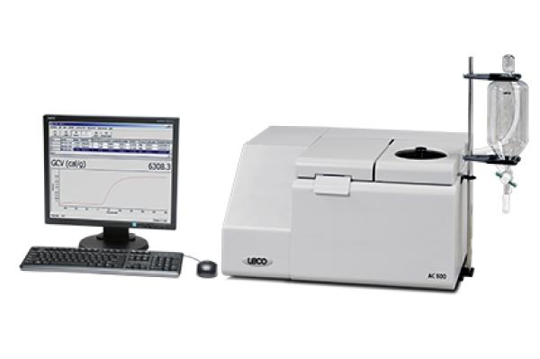 Calorímetro de isoperibol AC500 - Série LECO AC500 - Instrumentos Analíticos Científicos Cal-Sort - Análise semiautomática de poder calorífico -