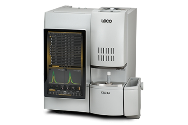 Série 744 Combustão - Série LECO 744 - Instrumentos Analíticos Científicos CS-Sort - Carbono e enxofre por combustão -