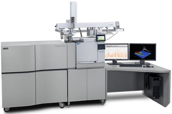Pegasus® GC-HRT+ 4D - LECO GC-HRT + 4D - Instrumentos Analíticos Científicos de Identificação - GCxGC TOF MS de alta resolução -