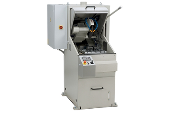 Cortadora MSX305A - LECO MSX305A - Instrumentos Analíticos Científicos Sect-Floor-Sort - Corte automatizado de grandes amostras de materiais duros -