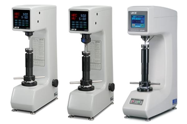 Durômetro Rockwell série LR/LCR - Série LECO LR / LCR - Instrumentos Analíticos Científicos Hard-Sort - Teste de dureza Rockwell de célula de carga automatizada -