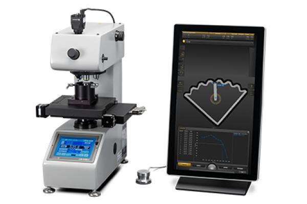Sistemas de teste de dureza AMH55 - LECO AMH55 - Instrumentos Analíticos Científicos Hard-AMH-Sort - Software para teste automatizado de dureza -