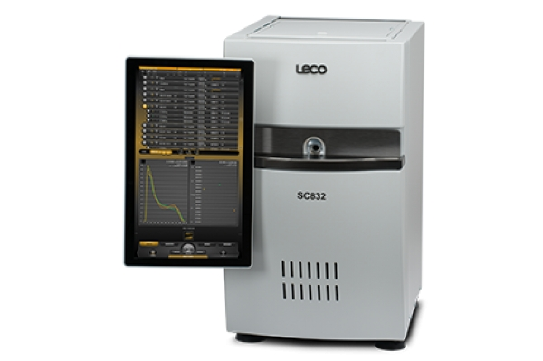 Série 832 Combustão - Série LECO 832 - Instrumentos Analíticos Científicos Orgânicos - Análise de enxofre e carbono por combustão -